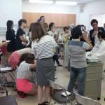 長野県で『ルベル エアーウェーブ』のパーマセミナーをさせて頂きました!!