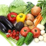 美しい髪と美しい身体と野菜!ヘアケアにはバランスの良い食事を心がけよう